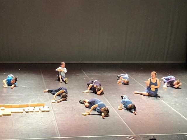 Tanz FMS – Die Tanzkompanie der Franz-Marc-Schule
