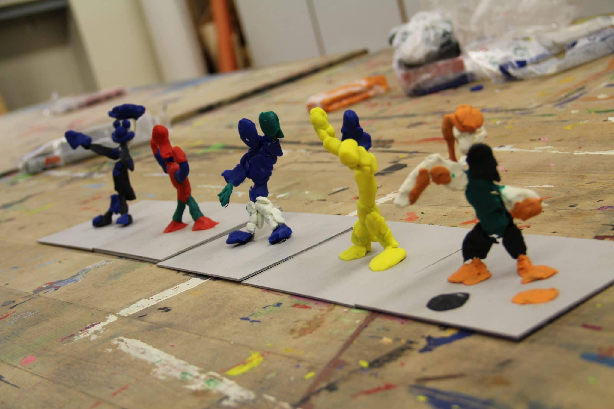 """Ausstellung """"mapping movements""""  vom 18.12. bis 06.01. im Studio 1 des K20"""